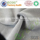 100%cotton rib 1*1 knit fabric