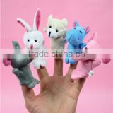 Plush Finger Puppet Stuffed Finger Puppet toy