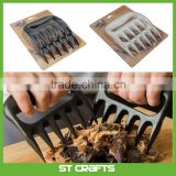 BEAR PAWS Pulled Pork Shredder Claws BBQ Meat Handler Forks