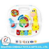 Children cartoon lighting musical plastic learning resources educational toys
