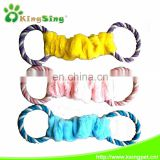 super soft stretch pull-ring (bargain) pet toy/dog toy