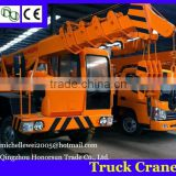supply 4 tons mobile cranes made in china