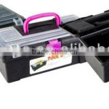 plastic mechanic tool box with handle