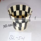 Bone Vases,Designer Vases,Colored Vases