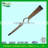 Machine Forged Pickaxe and Mattock for digging