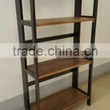Chinese Rretail Store Wood Display Shelf
