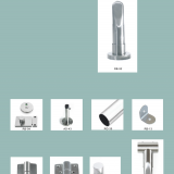Public Toilet Partition Hardware Accessories