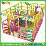 Best seller wholesale colorful plastic small indoor playground with ball pool