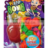 Hot selling 100 party favor water bomb balloon ball toy
