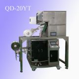 QD-20YT Full automatic inner and outer triangle tea bag packing machine