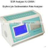 Erythrocyte Sedimentation Rate Analyzer blood sediment analyzer ESR Analyzer AJ-2068A supplier