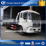 chengli factory supply 2017 new dongfeng slide bed tow truck made in china