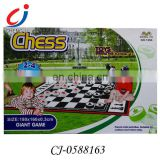 Chenghai plastic toy play chess pieces CJ-0588163
