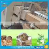 Environment friendly wood pallet block making machine/wood pallet block hot press machine with low heat consumption