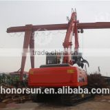 grab machine grab steel/stone chinese hot sell