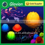 Hot sale decorative night lights pudding night lights jelly night lights