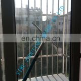 Good quality long handle glass wiper with squeegee for cleaning window,plastic window cleaning wiper
