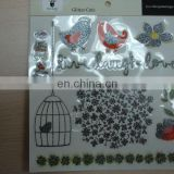 Crystal Tattoo body sticker