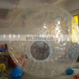2014 best seller extreme fun filled with one entrance and detachable mesh zb001 zorbs ball