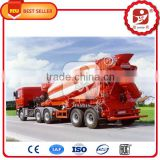 2016 new arrival China New 7cbm ready mix cement trucks concrete mixer truck hydraulic pump for sale with CE approved