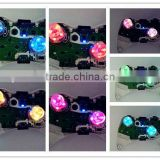 7 Lightings <b>LED</b> Lighted Thumbsticks for <b>Xbox</b> 360 <b>Controller</b> Joysticks Gaming Mod Kit