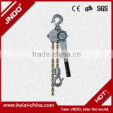 Aluminium Mini Lever Hoist Kito Hoist From China Manufacturer 250KG