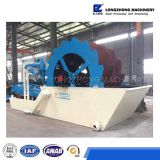 2017 Hot sale sand washing plant, High Efficiency China Supplier For Sand Saving and Dewatering Equipment