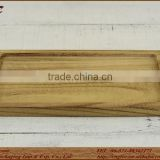 wholesale cheap wood tray custom tray