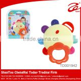 2015 Baby teething toy,sun rattle baby toy