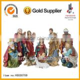 Large Figurines resin christmas decorative nativity outdoor
