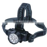 12PCS Strawhat LED Headlamp