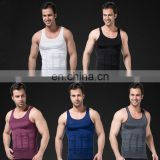 Mens Slimming Body Shaper Vest #MV-02