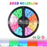 flexible SMD 5050 LED strip light waterproof LED light