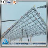 China manufacturer galvanized light steel gas station canopy