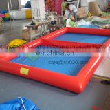 hot sale commercial grade inflatable pool