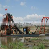 Cutter Suction Iron Powder Ship