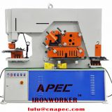 APEC Hydraulic Ironworker Machine AIW-160/S