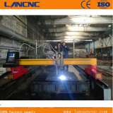 China supplier cnc machine oxy-acetylene cutting machine gantry cutting machine