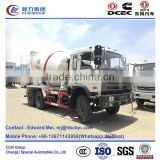 dongfeng 5 m3 concrete mixer truck
