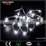 3w light 3v flexible 3mm wide smd led strip