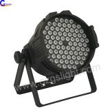 Professional DMX LED stage wash RGBWA 84pcs*3W High power led par can light with multi function for disco meeting hotel