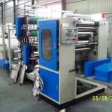 automatic facial tissue machine