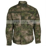 Military Combat ACU Shirt in Digital Desert Camo, BDU
