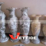 Marble Flower Vases and Pots from Viet Nam