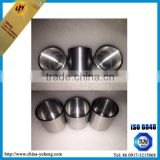 Min 99.95% purity tungsten melting pot