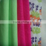 super soft material microfiber towel fabric roll china factory