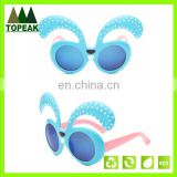 New Trendy Custom promotional cheap kids children sunglasses