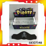 skull pirate hat pirate set with high quality