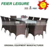 2014 Newest Outdoor Rattan Garden Furniture Rattan Chairs Garden chairs