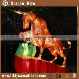 Splendid animal lantern with factory price